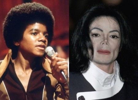BLEACH AND BECOME A MONSTER LIKE MICHAEL JACKSON!