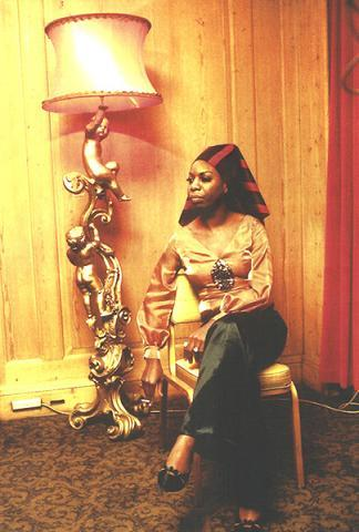 THE GREAT BLACK BEAUTY SISTER NINA SIMONE