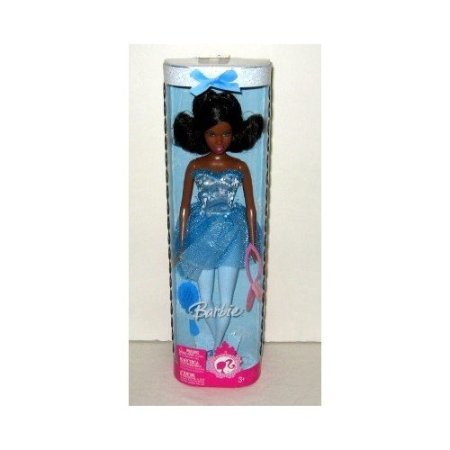 BALLERINA BARBIE AFRICAN AMERICAN DOLL BY MATEL $9.95 ON AMAZON.COM UNDER 'TOYS AND GAMES USING BLACK BARBIE DOLLS HEADING!
