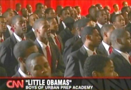 OBAMA WILL INSPIRE BLACK CHILDREN EVERYWHERE!