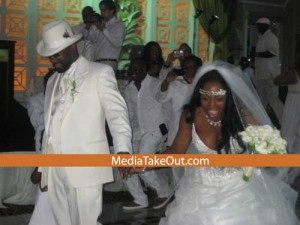 MARIE CALUDINETTE AND WYCLEF JEAN GET MARRIED!