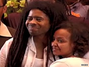 BLACK LOVE WINS OUT-BLACK MAN FINALLY MARRIES THE MOTHER OF HIS BLACK CHILD!