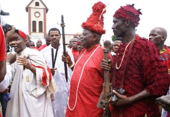Discuss african traditional religion