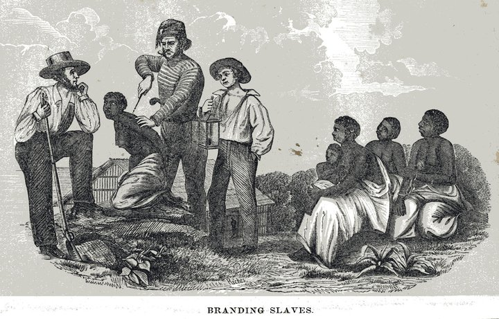 Black sex slaves for white men