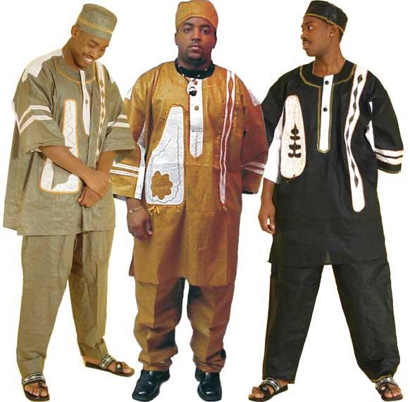 yoruba male attire