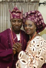 aso oke yoruba traditional nigeria african wedding dress