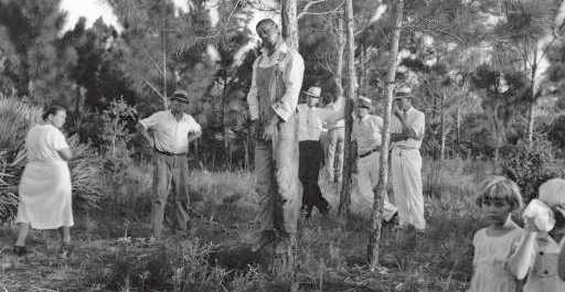 "LYNCHING IN AMERIKKKA! -ORIGIN OF THE WORD PICNIC IS ""PICK A NIGGER"