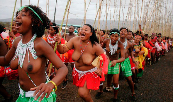 Zulu virginity test