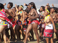South africa naked black girls