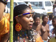 ZULU PRINCESS AMONG THE VIRGINS