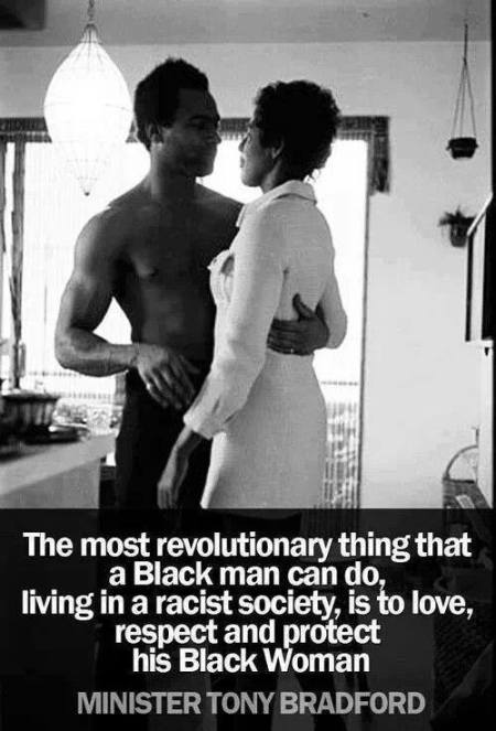 BLACK MEN/BLACK WOMEN WILL RISE TOGETHER IN BLACK LOVE!- FROM COPEBLACKLIFE AT FACEBOOK!