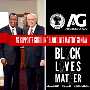 cogic black lives matter