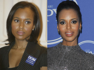 Kerry Washington pada 2011 Choice ESPY diadakan di Teater LA hidup Nokia - Tekan Los Angeles, California - 13.07.11 kredit wajib